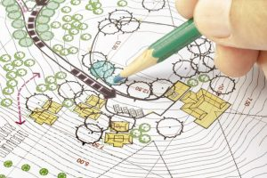 consult with underground cable locators before landscape planting