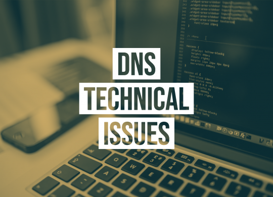 DNS Technical Issues