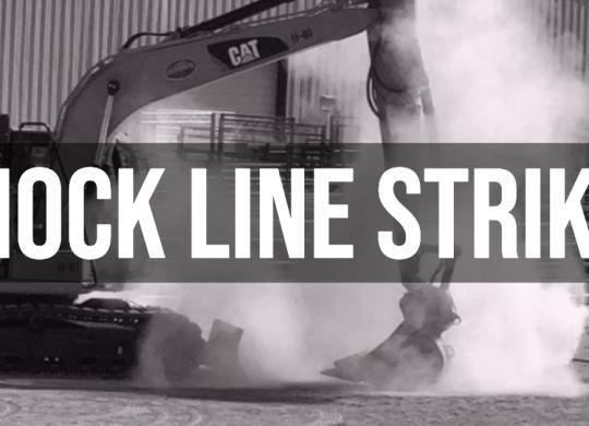 Mock Line Strike Social Image