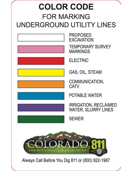 Colorado 811 Procedure Guide Cover Photo