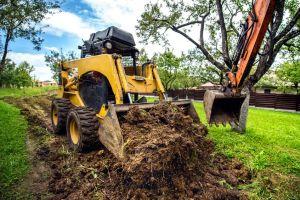 When excavating, identify Colorado Springs utilities locations