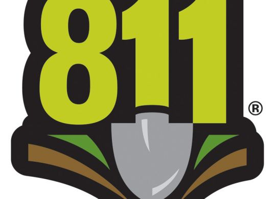 811 Know What's Below logo