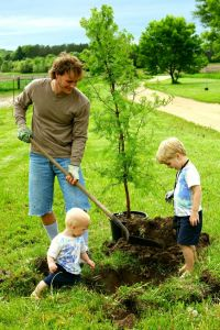before landscaping projects that require digging, call underground cable locator specialists