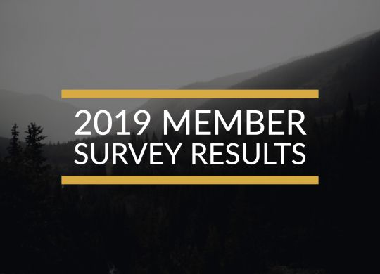 2019-Member-Survey-Results