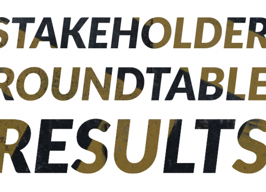 Stakeholder Round Table Image