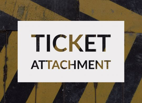 Ticket Attachment 2020