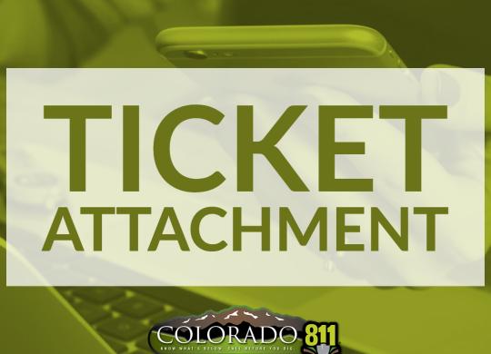 Ticket Attachment