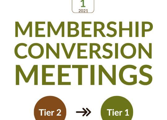Membership Conversion Website Image